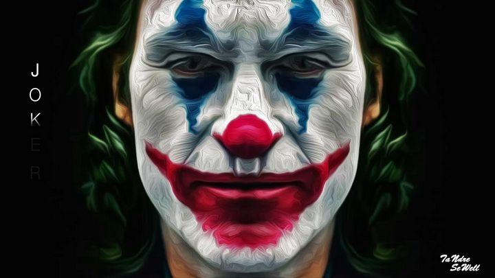 The Joker - T' Graphics
