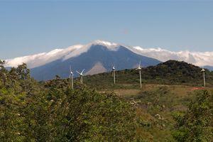 Wind Farm, under Rincón de la Vieja