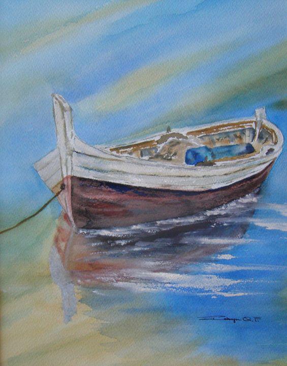 Still Boat - Robyn Q. F.