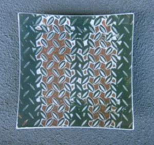 Handmade Decorative Plate - Malcolm Nicoll/Newport Circle Designs