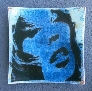 Blue Rincon Diva - Malcolm Nicoll/Newport Circle Designs