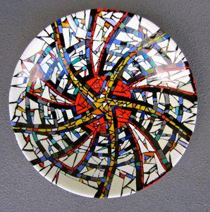 Into the Vortex - Malcolm Nicoll/Newport Circle Designs