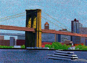 Brooklyn Bridge New York - JUCHUL KIM