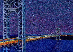 George Washington Bridge New York - JUCHUL KIM