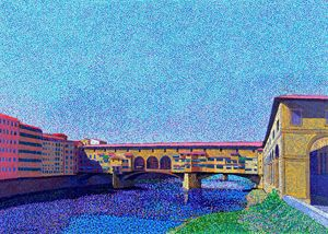 Ponte Vecchio Firenze Italy
