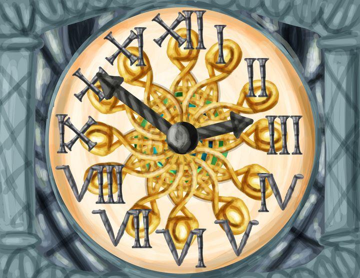The Clock - Beyond the Borderline