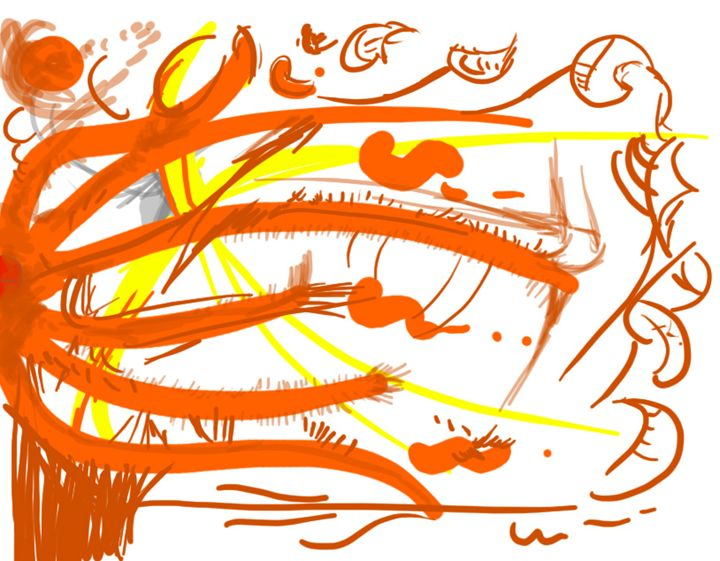 The Fire and the Sun. - Luke and Railma