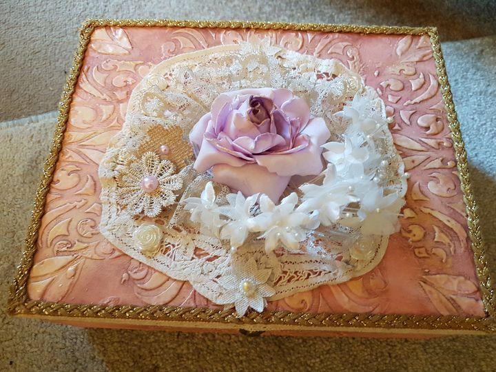 Vintage memory box - Midsummer Vintage