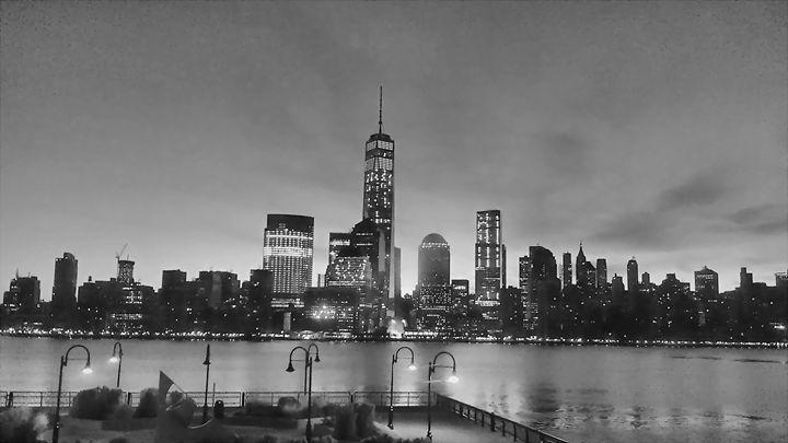 Manhattan Jersey Shores - Shelton Cotton