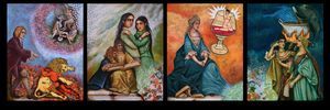 LIES    Ref # 545 - Alejandro Mazon Fine Art