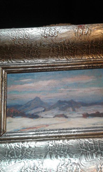 Winter landscape - Salyers
