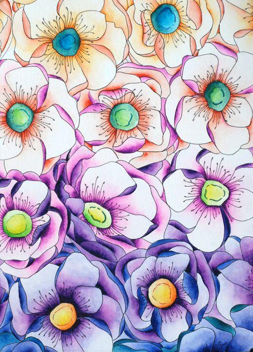 flowers - Aman kang