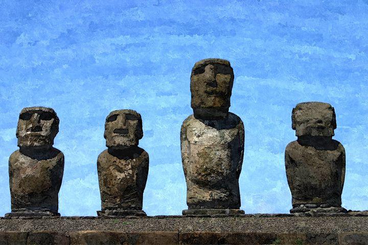 Chile - Pacific - Min Art