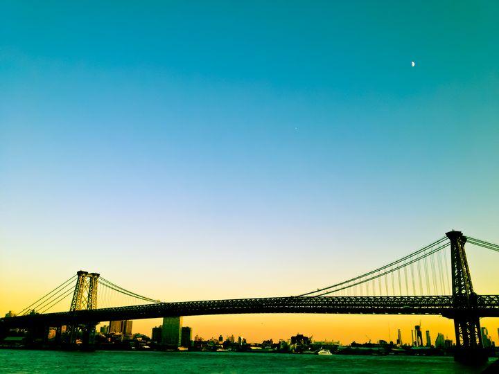 Williamsburg Bridge - NAJE Foto