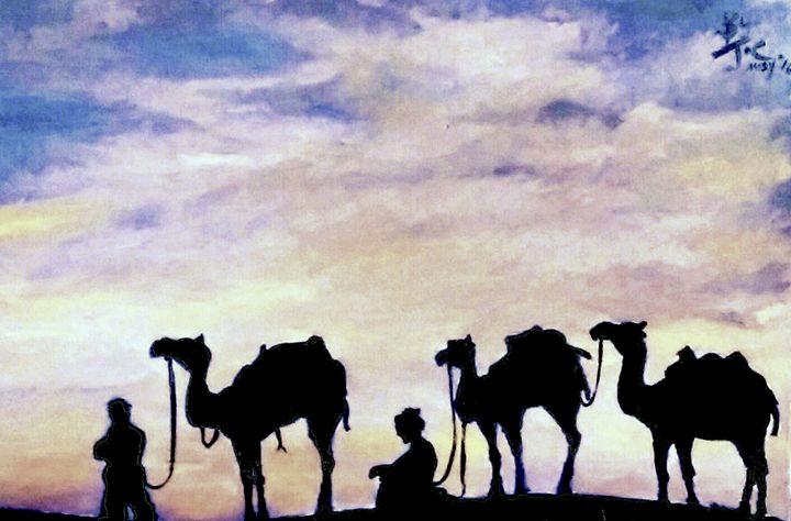 Sahara - Giuseppe Costantino