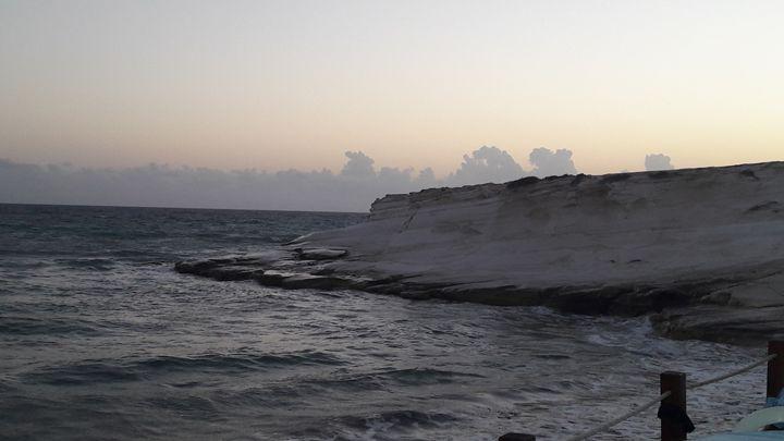 White coast - Saba