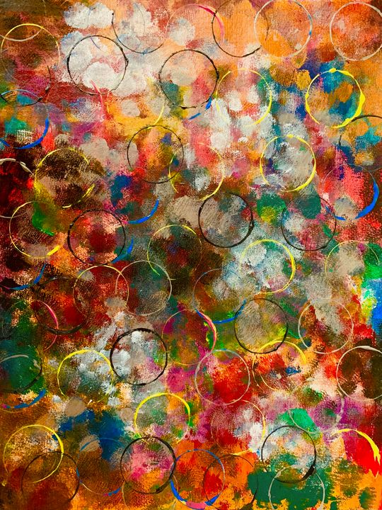 Abstract art - showerthoughts_art
