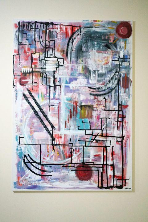 """Limbo"" - Oliver Steer"