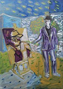 Work in Progress, Self Portrait 2020