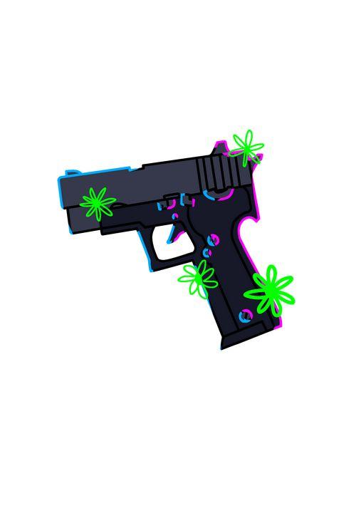Machine Gun - Trippy