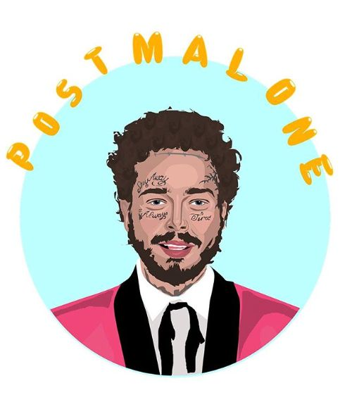 Post Malone - Face Junkie