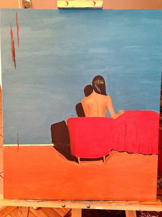 Stolen cliché - Elisabeth Elder-Gomes