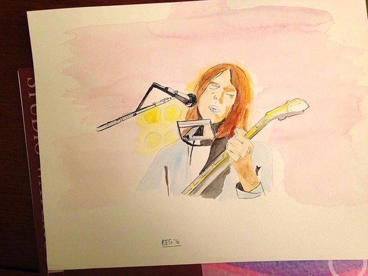 Neil Young - Elisabeth Elder-Gomes