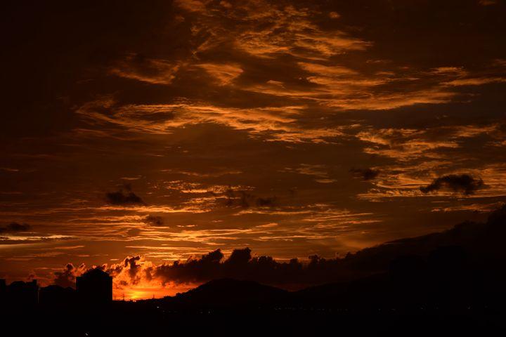 Sunset - SkittBeez