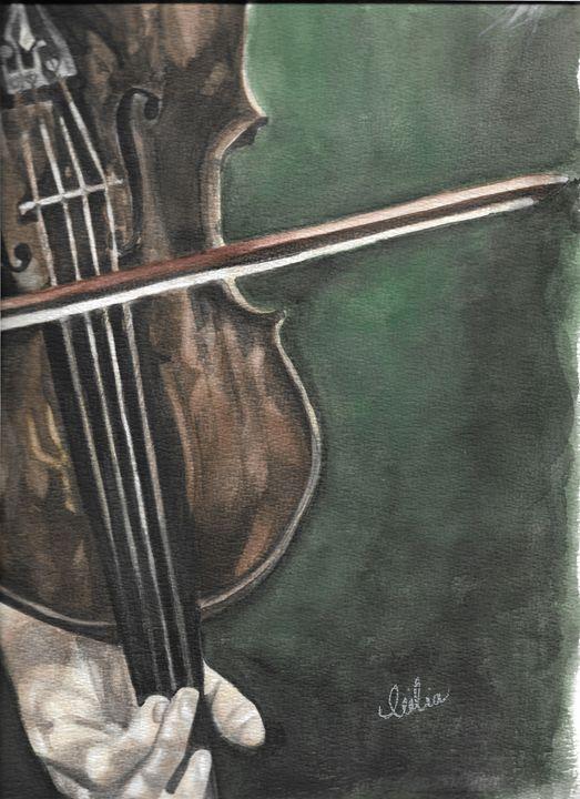 Violin - Cecilia's Canvas