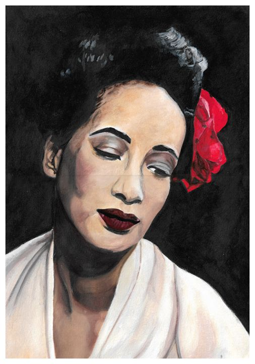 Billy Holiday - Cecilia's Canvas