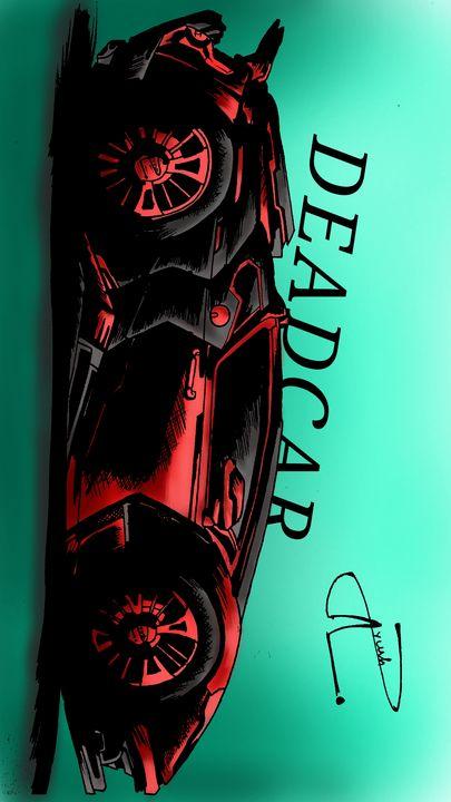 Deadcar - Artz by Ayush