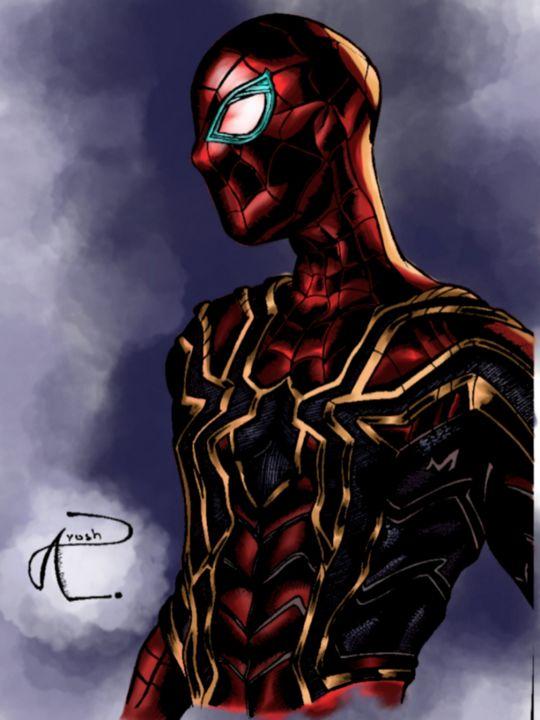 Spiderman - Artz by Ayush