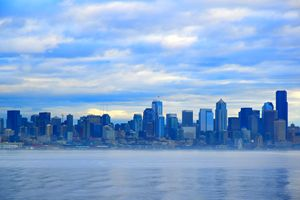 Early morning Seattle - Ngtimages