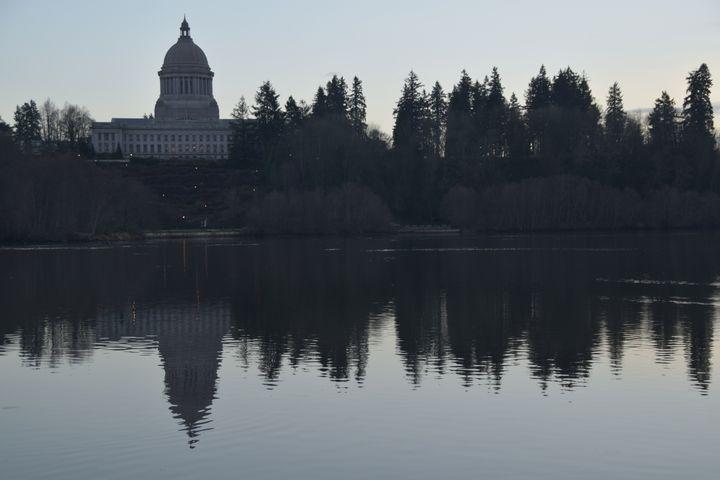 Washington State Capital - Ngtimages