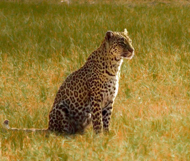 Leopard - GuarDi-Art