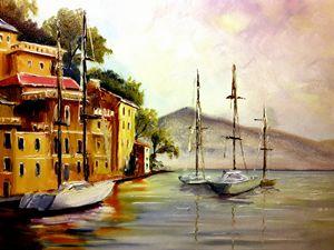 Mediterranean port 4