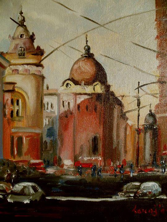 Belgrade's streets - atelje lerok