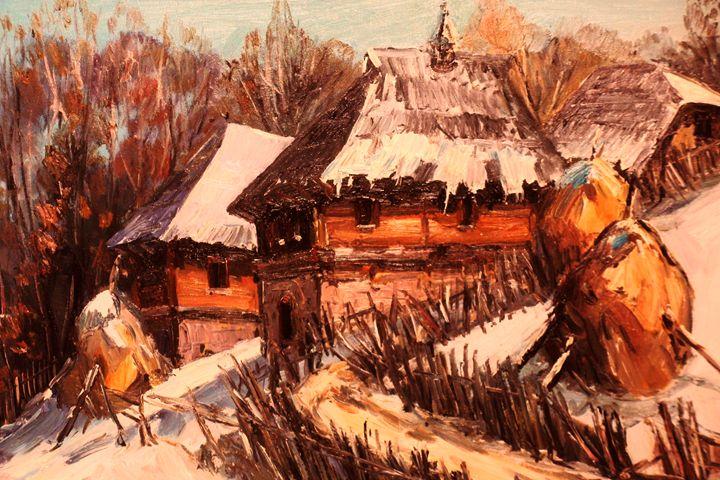 old mountain house - atelje lerok
