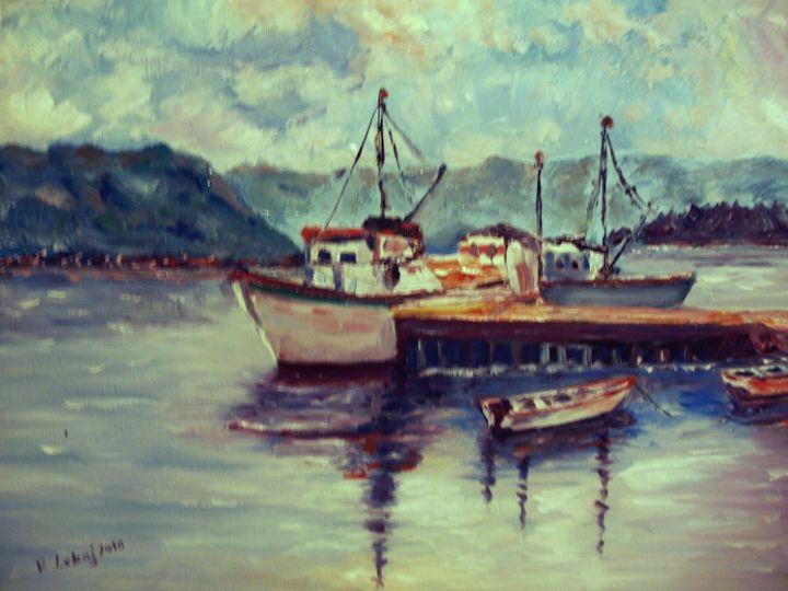 ports and ships - atelje lerok
