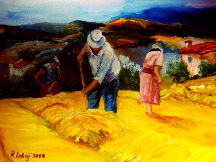 haymaking - atelje lerok