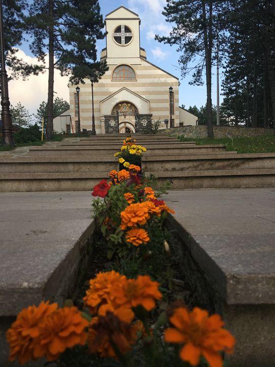 the way to church - atelje lerok