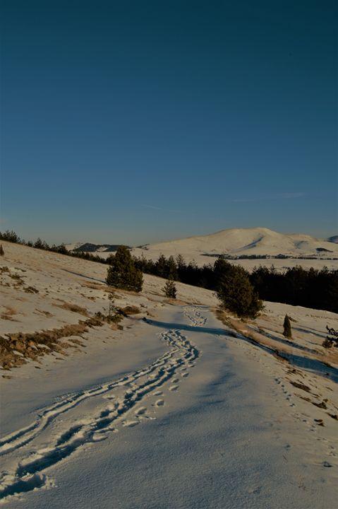 Winter in Zlatibor 4 - atelje lerok
