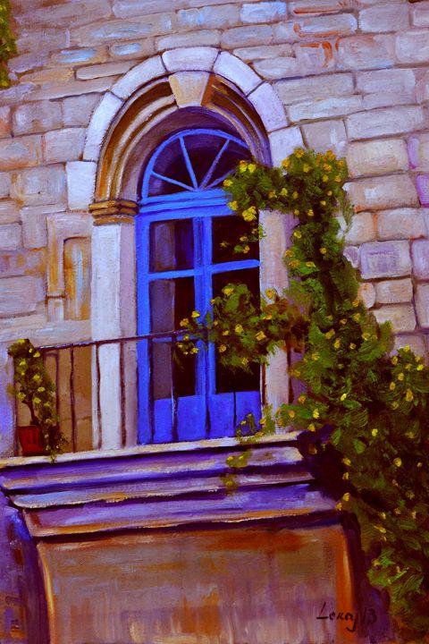 Mediterranean balcony - atelje lerok