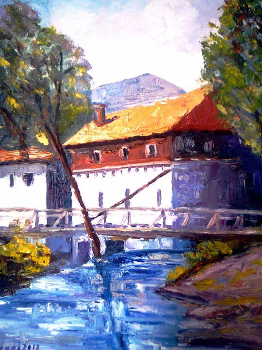 old mill - atelje lerok