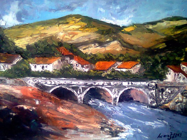 old stone bridge - atelje lerok