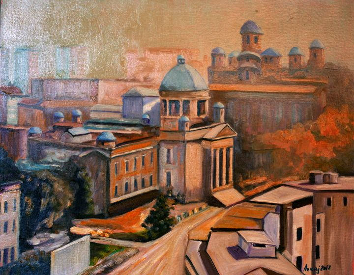 Belgrade - atelje lerok