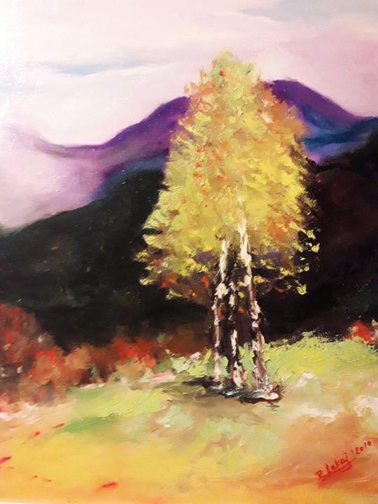 two birches - atelje lerok