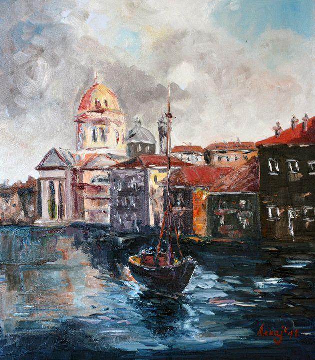 Venice - atelje lerok