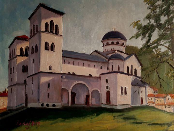 St. Sava Church in Foča - atelje lerok