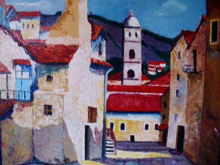 Dubrovnik's streets - atelje lerok